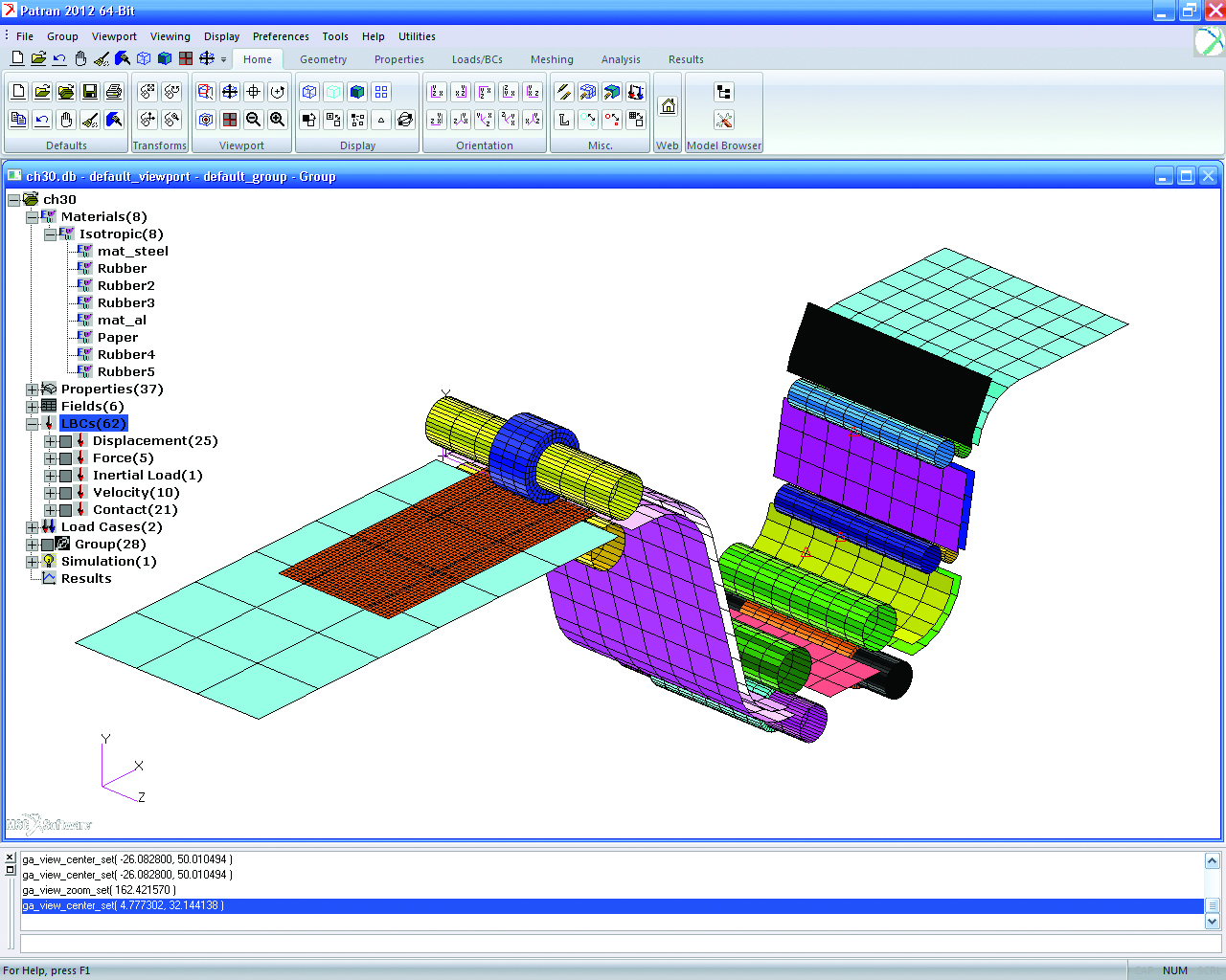 Patran Complete Fea Modeling Solution