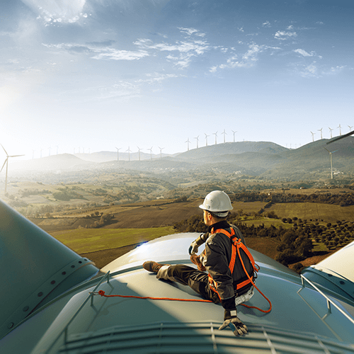 End-to-end wind energy simulation & inspection solutions