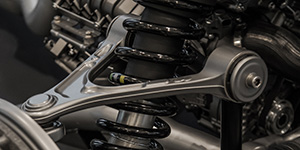 Digimat-RP Helps Reduce Time to Market for Fiber Reinforced Plastic Control Arm
