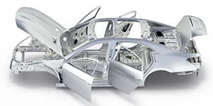 How BAIC optimized car-body damping by simulation
