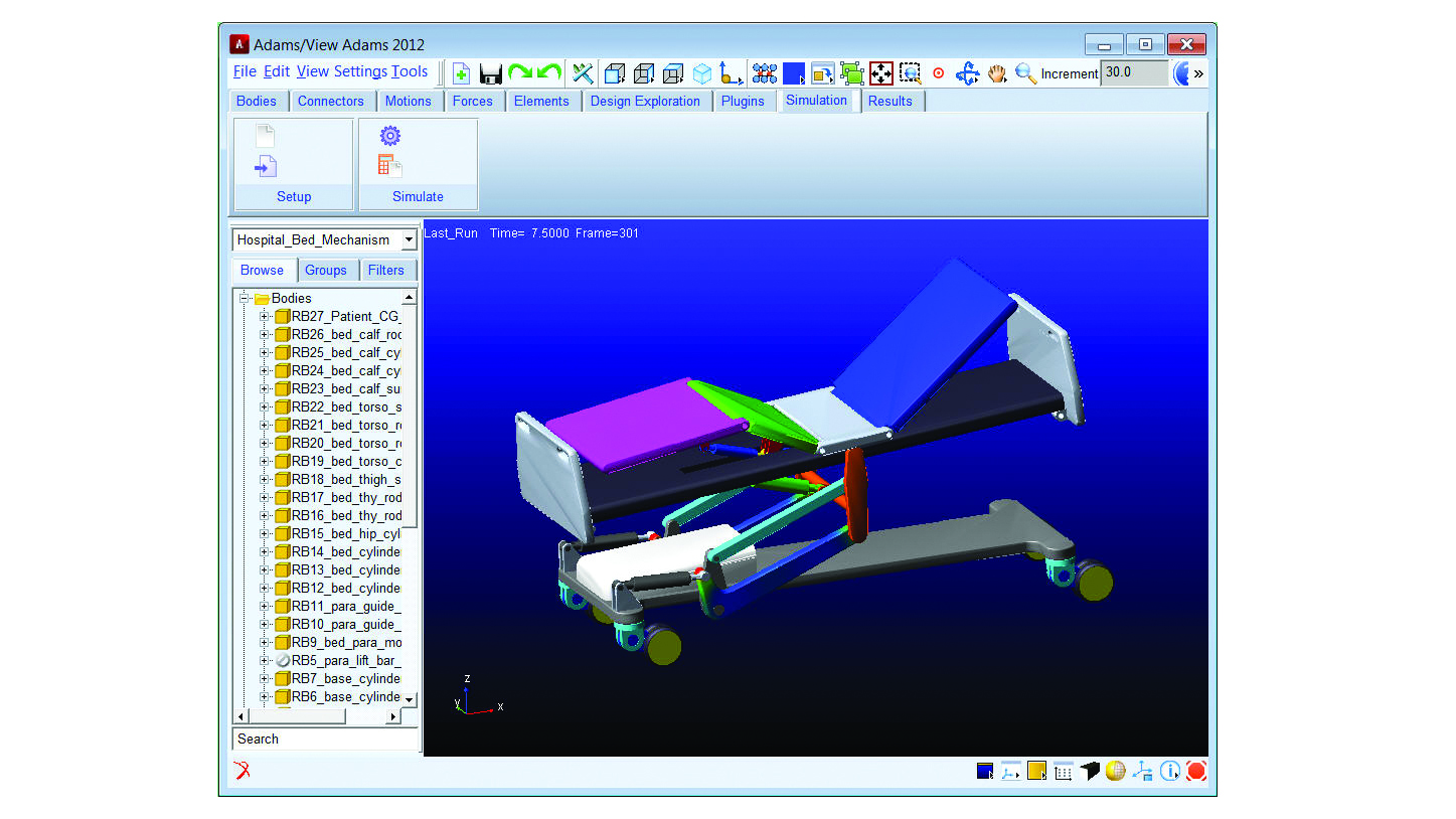 Adams The Multibody Dynamics Simulation Solution Engineering Statics Free Body Diagram Frames Examples Youtube By Fea Solutions Loads And Forces Computed Simulations Improve Accuracy Of Providing Better Assessment How They Vary Throughout
