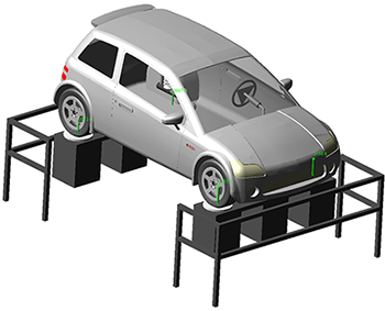 Adams 2019 Streamlines Vehicle Dynamics Simulation and Expands its
